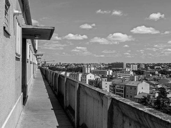 Keine Orte zum Wohlfühlen - die Banlieue von Marseille und Toulouse
