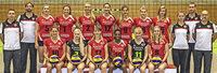 Volleyballerinnen erwarten Erstligist K�penicker SC Berlin