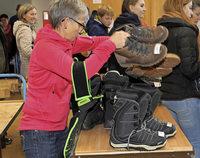 Günstiger Einstieg in den Wintersport