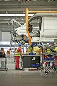 VW er�ffnet ein neues Werk in Polen