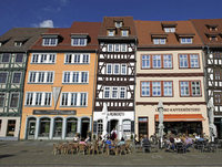 Helles Athen – farbenfrohes Erfurt