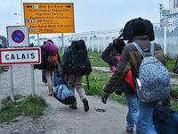 Dschungel von Calais: R�umung verl�uft ruhig – bisher