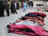 60 Tote bei Anschlag auf Polizeischule in Pakistan