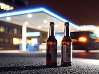 Tankstellen wollen schnell wieder Alkohol verkaufen