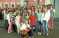 Der Ortenauer Rock- und Pop-Chor kommt mit Band in die Reithalle