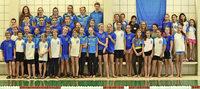 Regio-Nachwuchsschwimmer gl�nzen beim Badenfinale