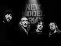New Model Army in der Laiterie in Stra�burg