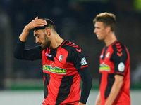 SC Freiburg verliert gegen Sandhausen 6:7 nach Elfmeterschie�en