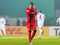 Sensation in Lotte: Leverkusen fliegt raus