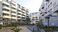 """Siedlungswerk Stuttgart baut das """"Tortenst�ck"""""""