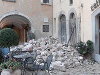 Italien hofft nach Erdbeben auf glimpflichen Ausgang