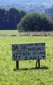 """""""Die Fl�che weiter pr�fen"""""""