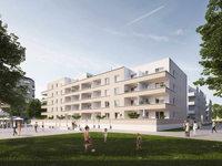 133 Wohnungen werden im Kanadaring gebaut