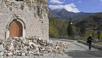 Erneutes Beben nach 64 Tagen