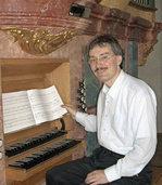 Feiertagskonzert an der Kubak-Orgel