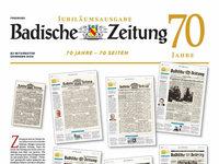 """""""70 Jahre - 70 Seiten"""" erscheint in digitaler Form"""