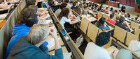 Verfassungsgerichtshof verhandelt Klage gegen das Landeshochschulgesetz