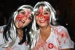 Fotos: Brenneter Dörfhäxe feiern Halloweenparty