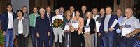 Tischtennisclub ehrt langjährige Mitglieder