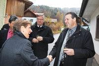 Bruno Kiefer bleibt Bürgermeister in Böllen