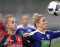 Erste Saison-Niederlage der Sportclub-Frauen