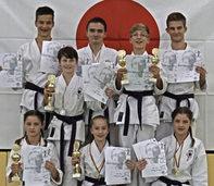 Sechs Siege beim Hesse-Cup