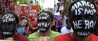 27 Jahre nach seinem Tod entzweit Marcos die Philippinen