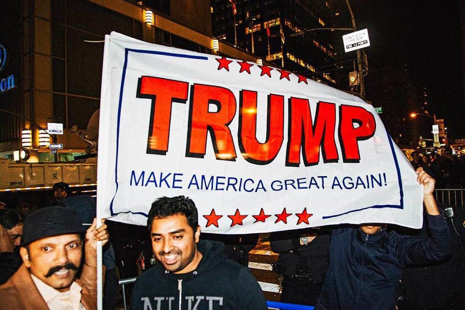 Große Gefühle in Amerika (Foto: dpa)