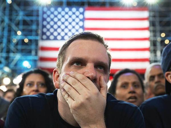Große Gefühle in Amerika