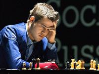 Schach-WM: Magnus Carlsen trifft auf Sergej Karjakin