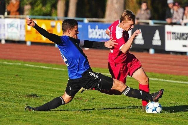 Spiel des SC Lahr gegen SV Endingen verlegt