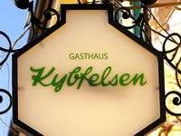 """Gasthaus """"Kybfelsen"""" in Freiburg-Günterstal"""
