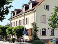 """""""Gasthaus zur Blume"""" in Kandern-Wollbach"""