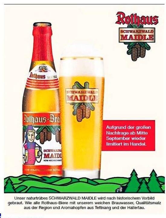 Platz zwei in der Verknüpfung von Prin...Brauerei mit ihrer Jubiläums-Kampagne.    Foto: bz