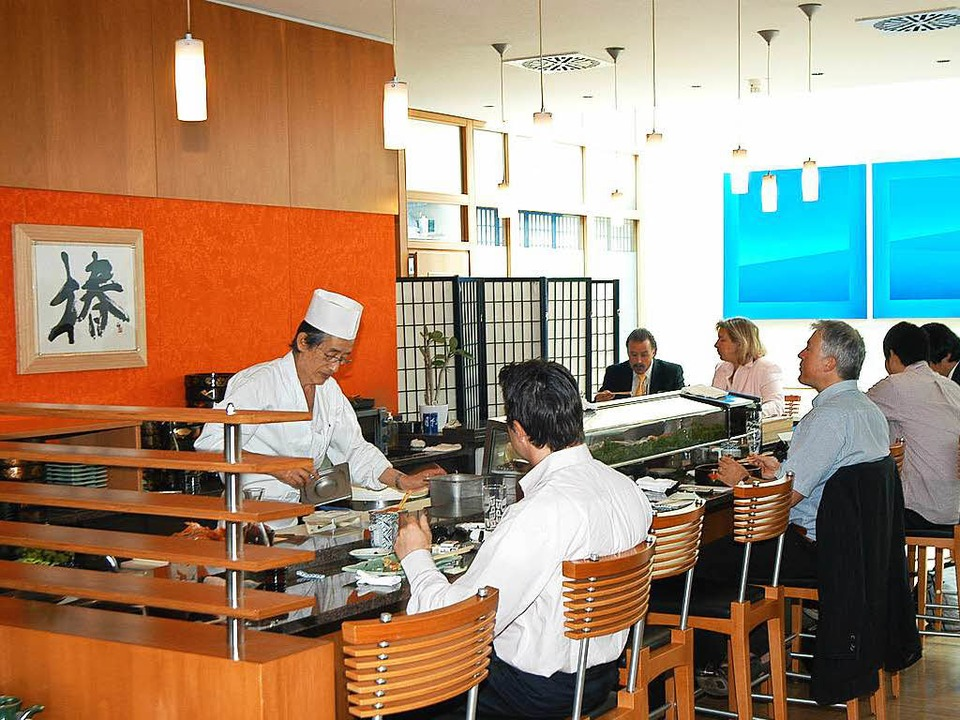 Die Villa Thai und Sushi Kusakabe  | Foto: Thomas Kunz
