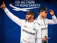 Nico Rosberg kann in São Paulo den WM-Titel holen