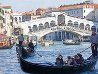 Venezianer kämpfen gegen zu viele Touristen in der Stadt