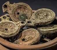 Kochtopf aus der Römerzeit gibt Rätsel auf
