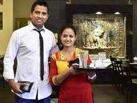 """""""Bengal"""" serviert unbekannte Küche von Bangladesch"""