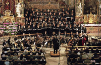 Mozarts Requiem und Klarinettenkonzert in St. Peter