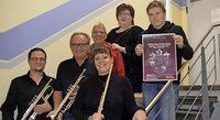 Konzert der Musiktage in Herbolzheim-Tutschelden