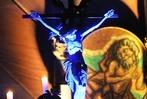 Fotos: Denzlinger Kirche erscheint in besonderem Licht