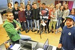 Fotos: Zischup-Aktionstag in den Jazz & Rockschulen Freiburg