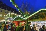 Fotos: Rundgang über den Freiburger Weihnachtsmarkt 2016