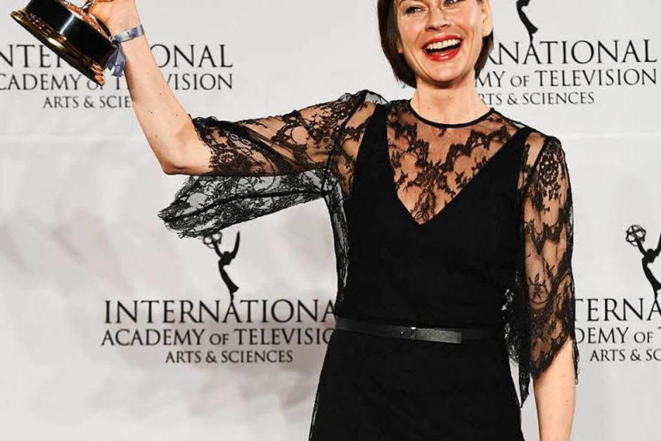 Beste Hauptdarstellerin: Christiane Paul (Foto: AFP)