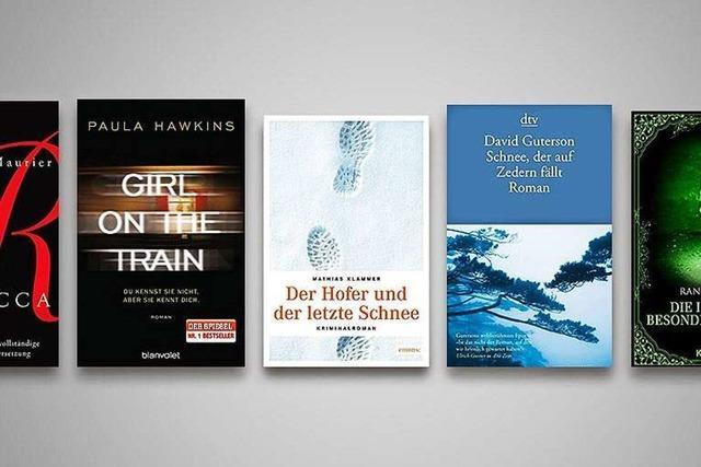 Die 5 spannendsten Bücher für schlaflose Winternächte