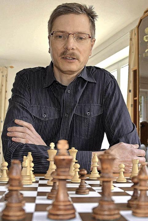 <BZ-FotoAnlauf>Schach: </BZ-FotoAnlauf...Saisonstart des SC Brombach zufrieden.  | Foto: ZVG