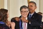 Fotos: Obama verleiht die US-Freiheitsmedaille an hochkarätige Preisträger