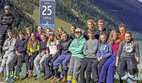 Saisonstart für Jugend-Rennläufer im Kaunertal