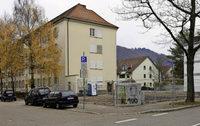 An der Talstraße entsteht ein Neubau mit 13 Wohnungen und einer Kita
